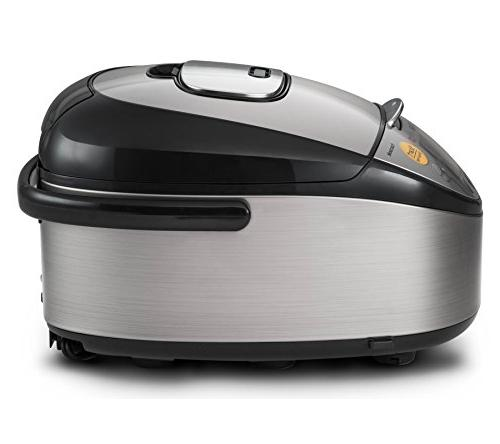 Tiger JKT-S10U-K IH Cooker with and Stainless