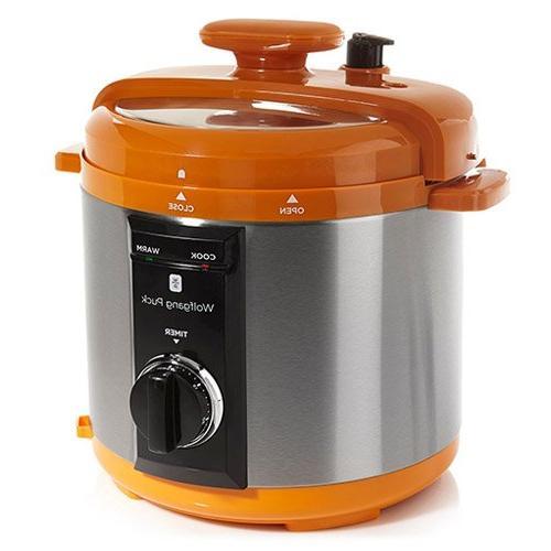 Wolfgang Puck BPCRM800 Automatic 8-quart Rapid Pressure Cook