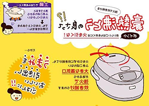 ZOJIRUSHI 5-1/2-Cup Rice Cooker 1.0-Liter