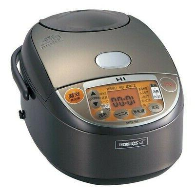ZOJIRUSHI NP-VN10-TA 5-1/2-Cup  IH Rice Cooker and Warmer, 1