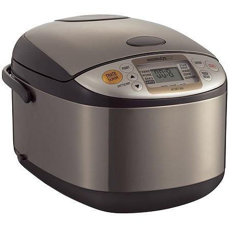 Zojirushi Rice Cooker & Warmer, NS-TSC18 10 cups liters