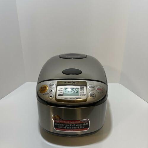 Zojirushi Micom Rice Cooker & Warmer, NS-TSC18 - 10 cups / 1