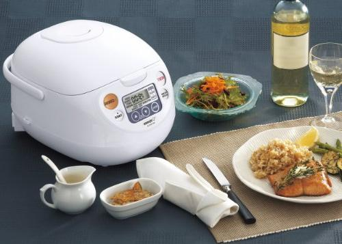 Zojirushi NS-WAC10-WD Rice