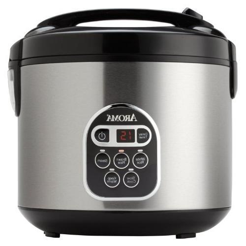 Aroma Slow Cooker Steamer