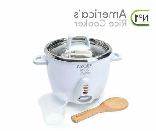 Aroma Cup Cooker Cooking Pot Kitchen White