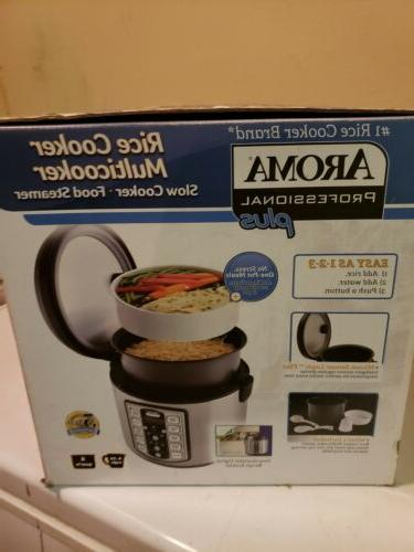 Aroma Rice and Steel Silver Food