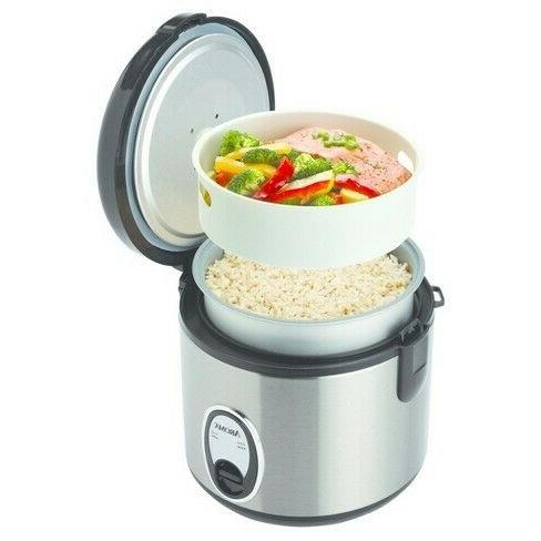 Aroma 8 Cooker - Stainless ARC-904SB