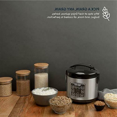 Aroma Rice Cooker Steamer,
