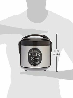 Aroma Digital Cooker and Uncooked,