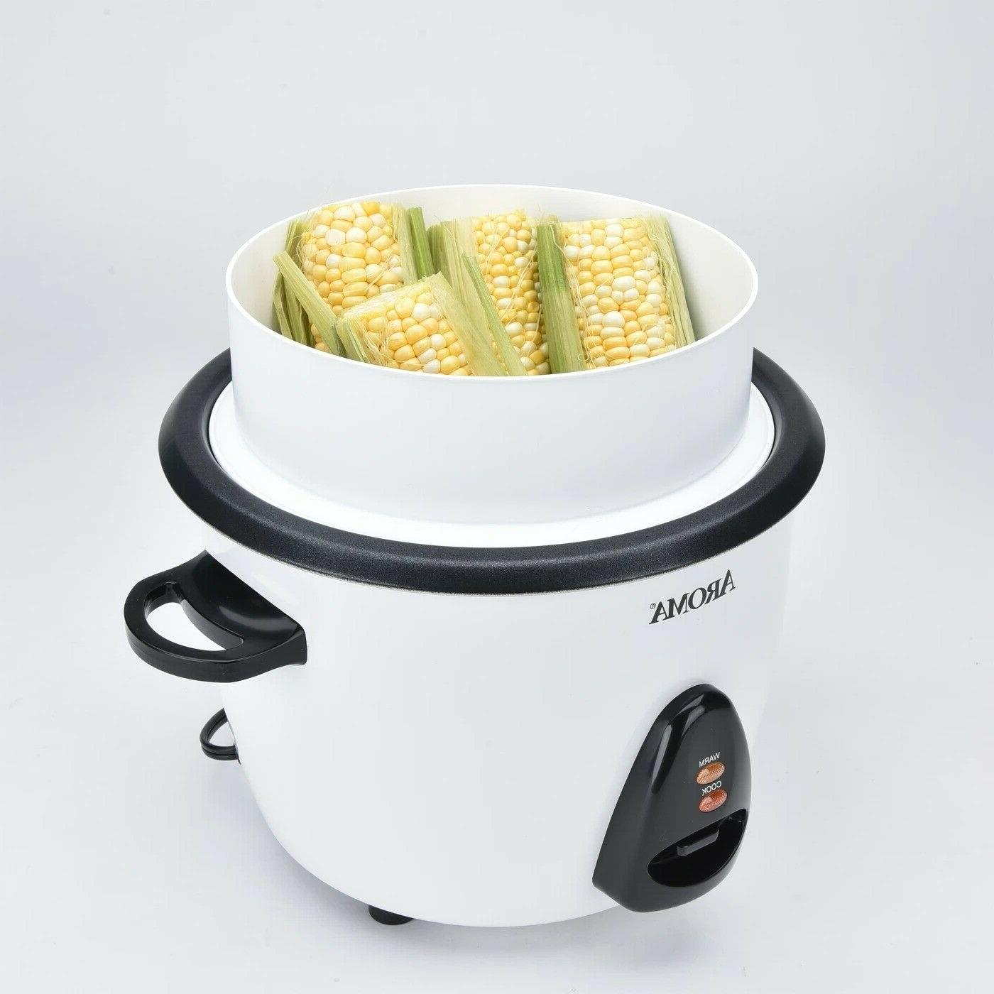 Aroma 20 Cup Rice Cooker with Tray