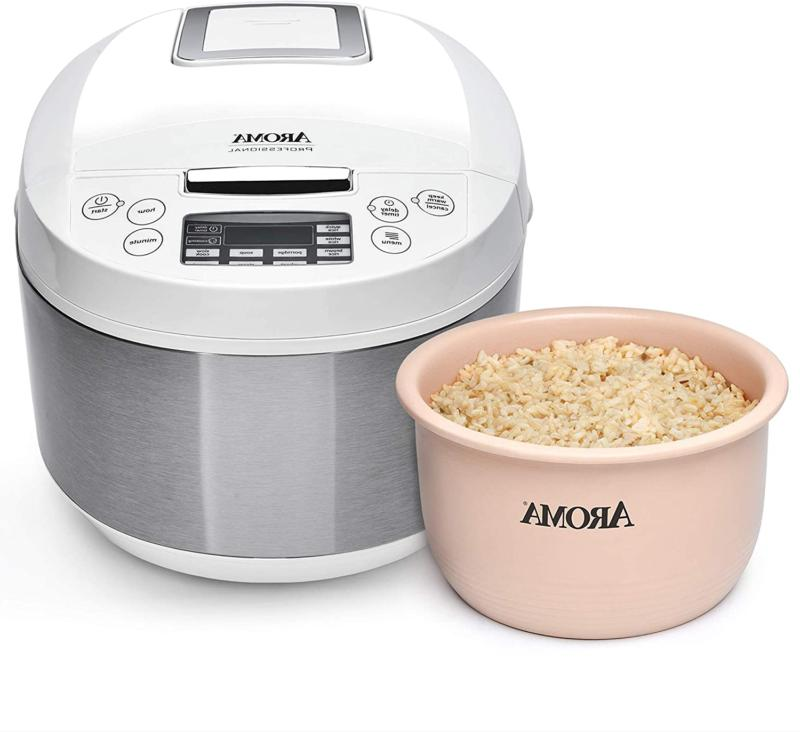 Aroma Housewares Arc-6206C Rice Cooker/Multicooker,