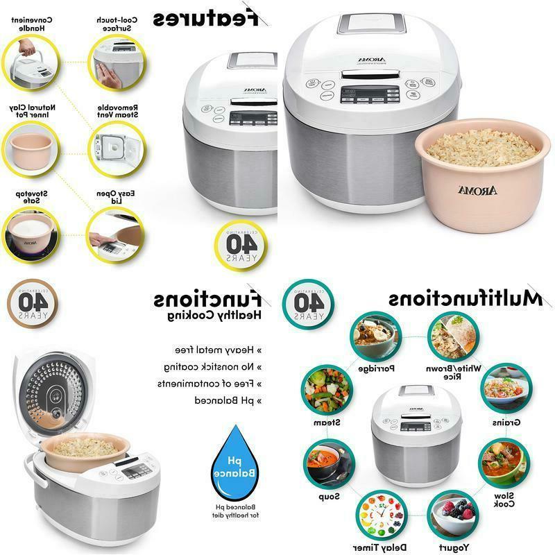 aroma housewares arc 6206c ceramic rice cooker