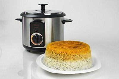 automatic persian rice cooker
