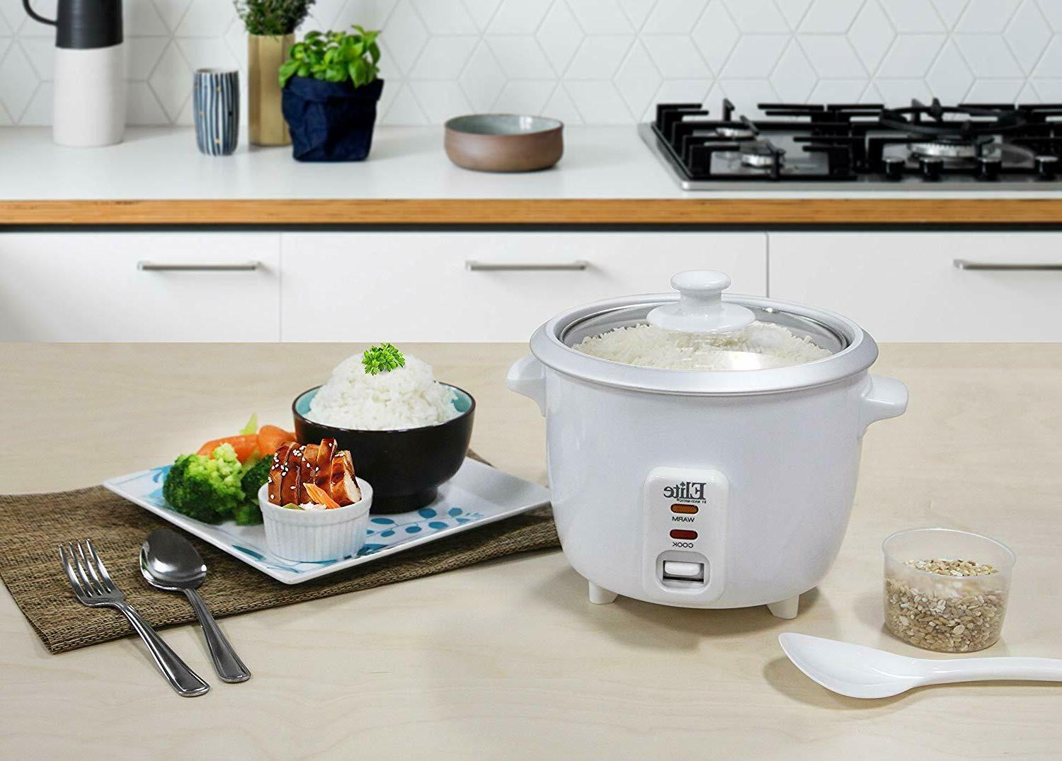 NEW 6 Rice Cooker with Keep Touch
