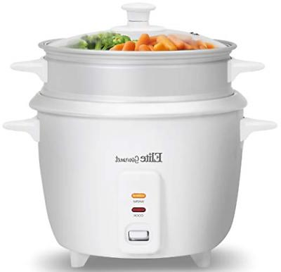 automatic rice cooker with steam tray electric
