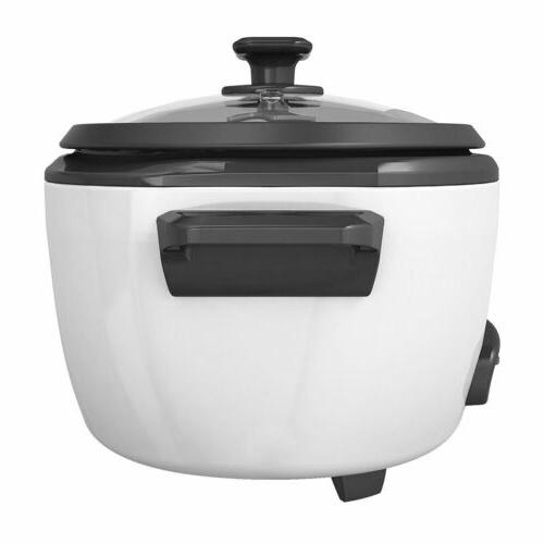 Bd Rice Cooker Wht,
