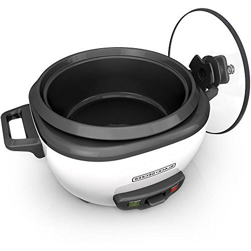 Bd 6c Wht, Rice Cookers, Steamers