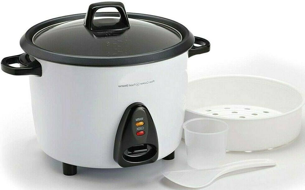 BIG RICE WARMER FOOD CUPS ELECTRIC STYLE RESTAURANT