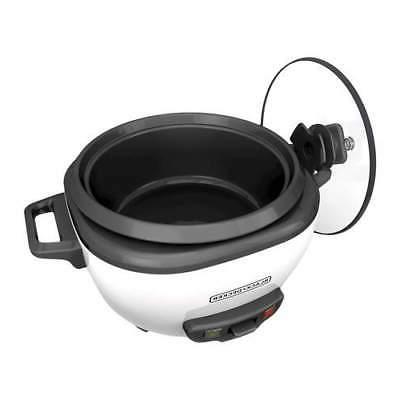 Black 6-Cup Steamer