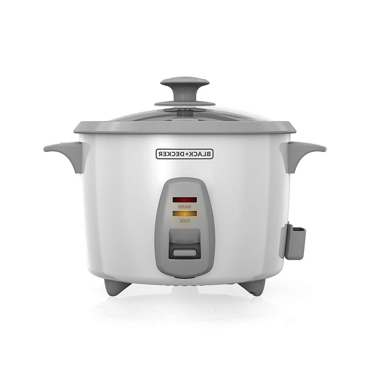 black and decker multi use rice cooker