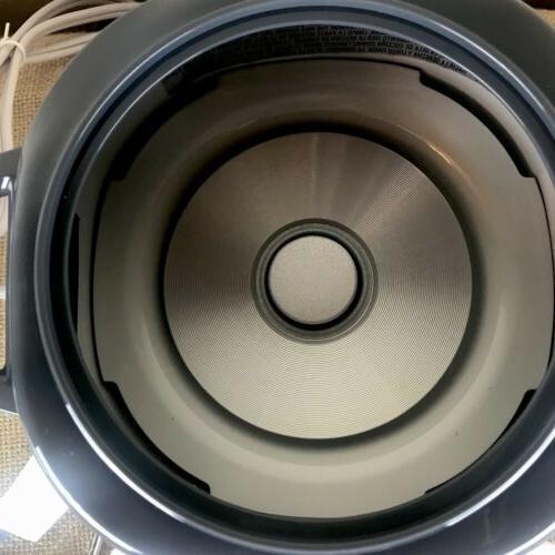 Black & RC503 White Cooker NEW