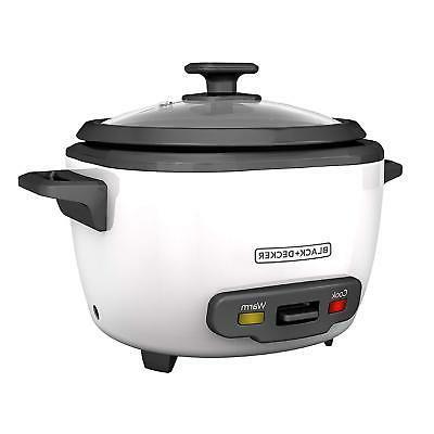 Rice Cooker Steamer, White, R