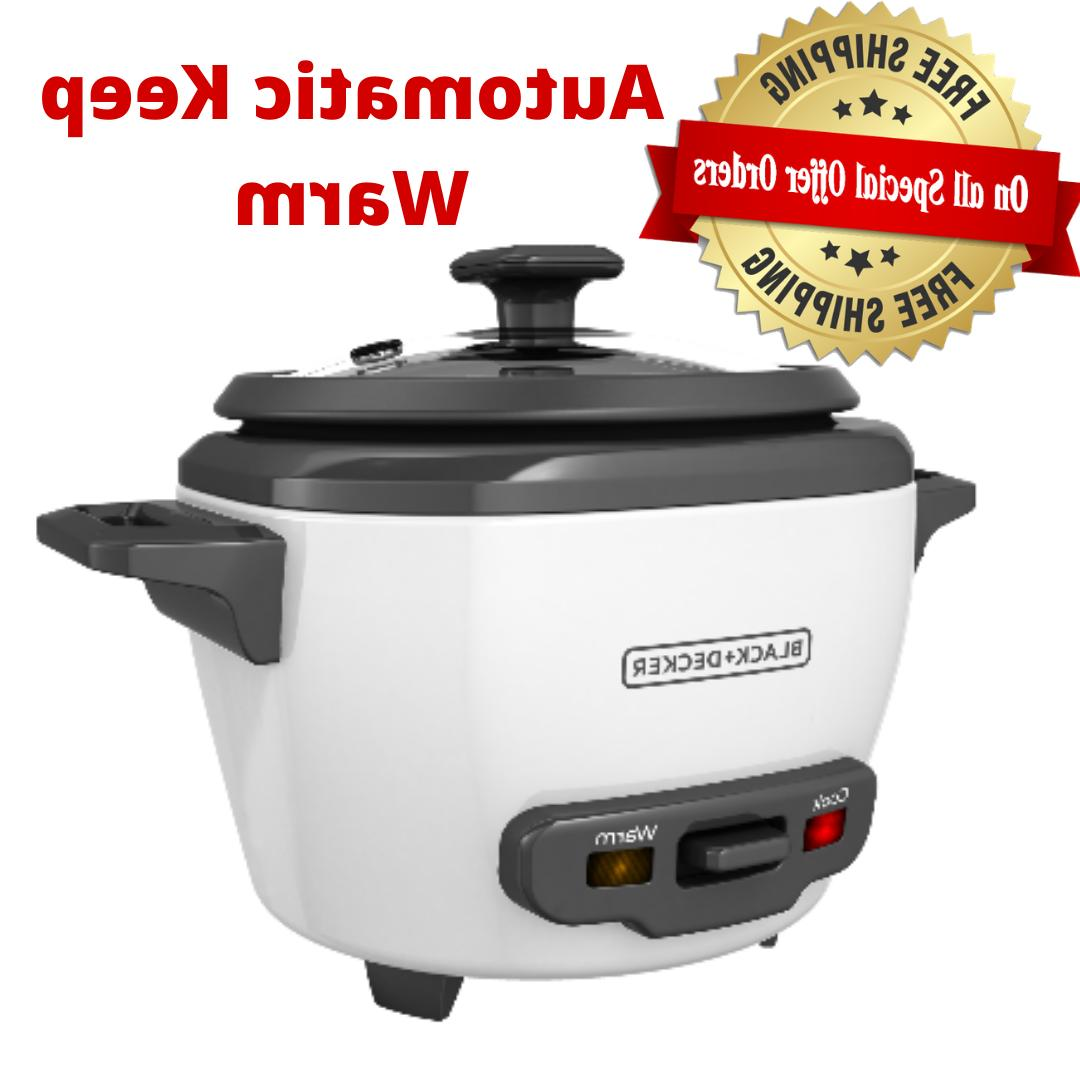 black decker 3 cup electric rice cooker