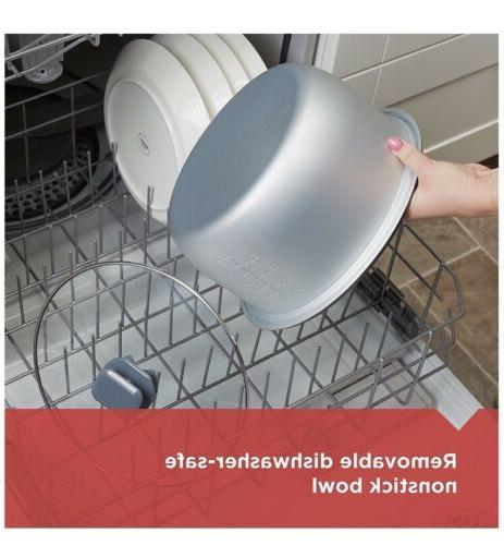 Uncooked Food Steamer