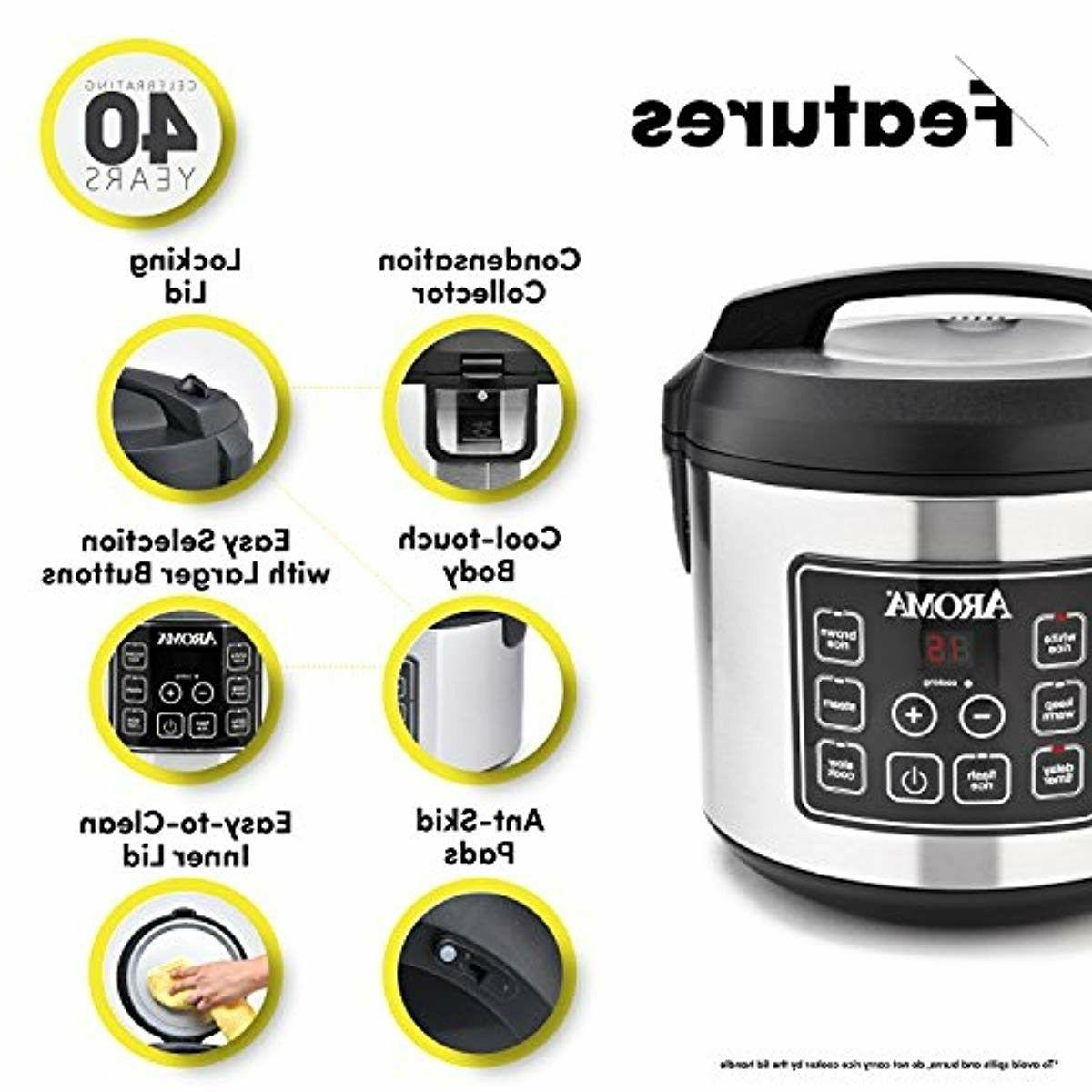 BRAND NEW 20 Cup cup Cooker USA