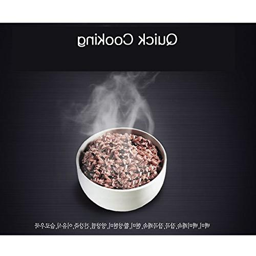 Cooker Automatic steam cleaning 220V