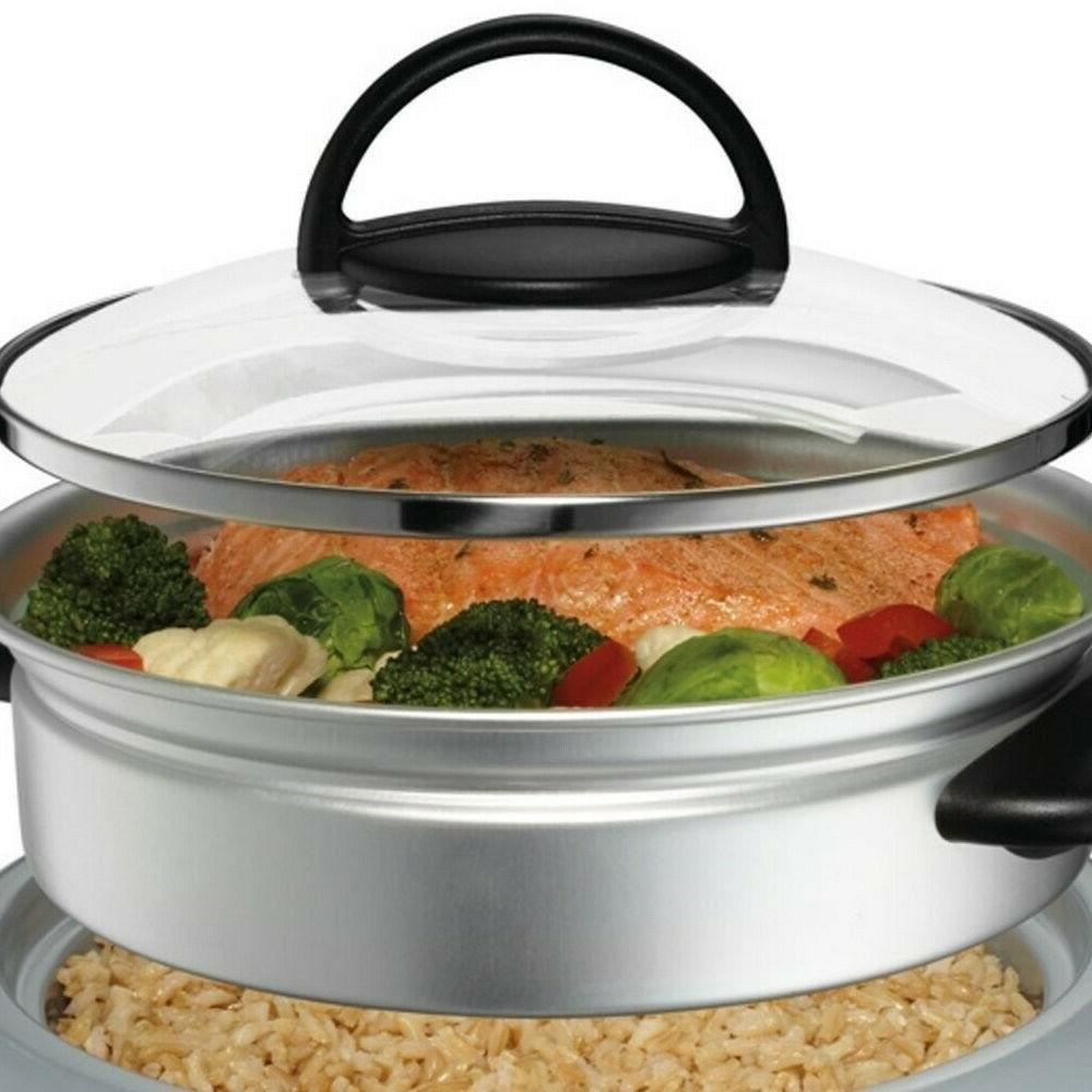 Oster Titanium Infused 6 Cup Rice Grain Tray