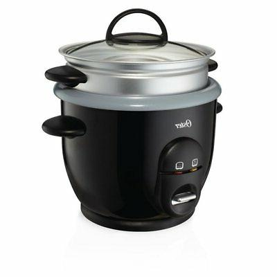 Oster CKSTRC61K-TECO Titanium Infused 6 Cup Rice  Grain Cook