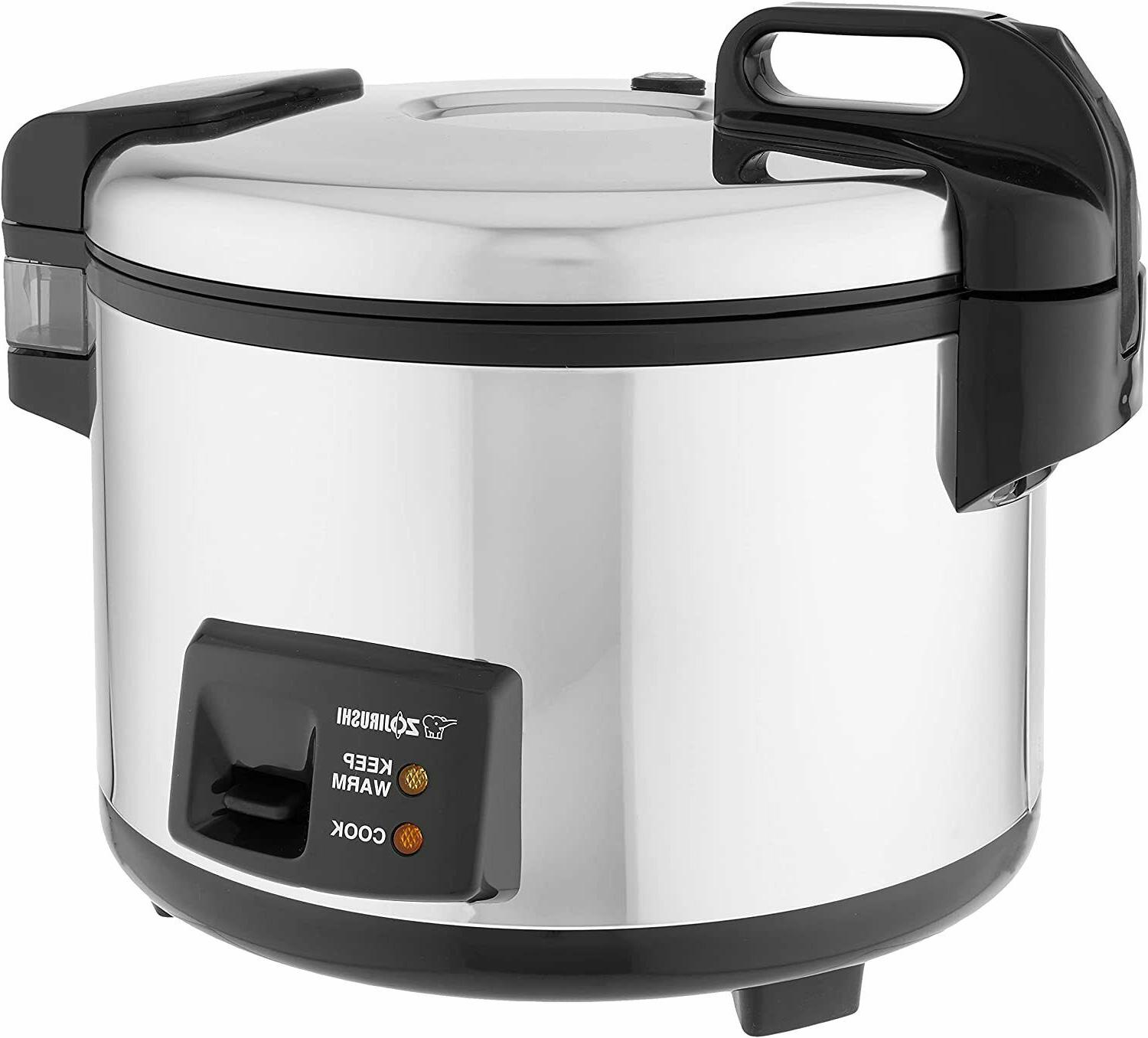 commercial rice cooker warmer