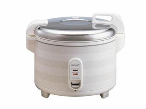 commerical rice cooker sruh36n 20 cup