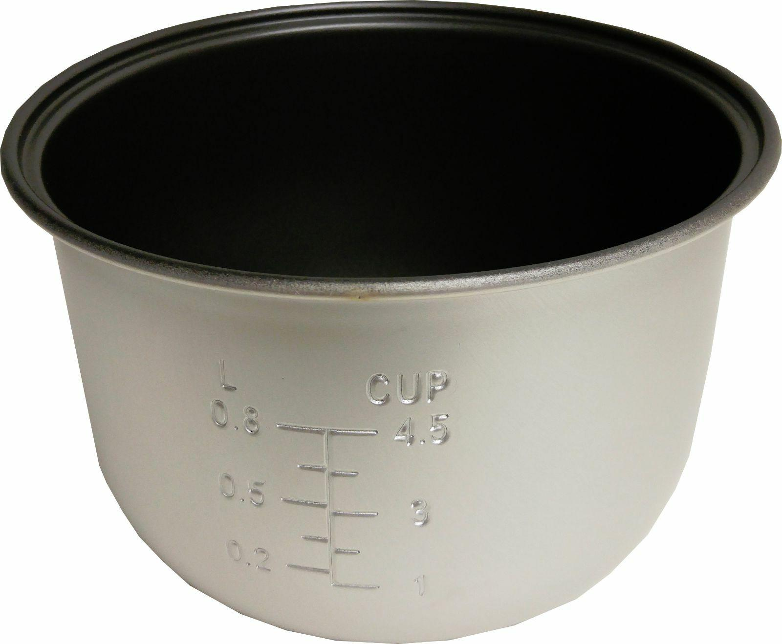 cooking pot for 4 5 cup rice