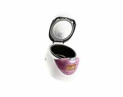 Cuckoo CR-0631F Rice 6 Cups Pink