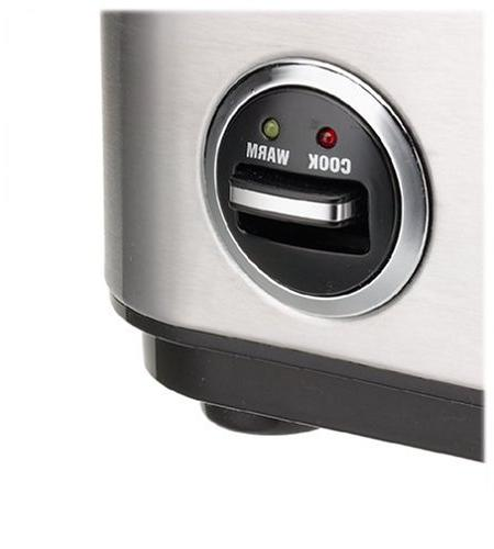 CONAIR COOKER BRUSHED STNLSS