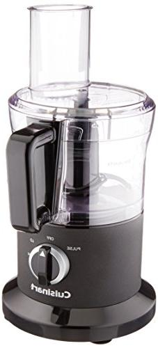 Cuisinart DLC-6BWFR 8 Cup Food Processor , Black