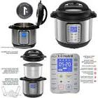 Duo Plus 8 Qt 9 In 1 Multi Programmable Pressure Cooker Slow