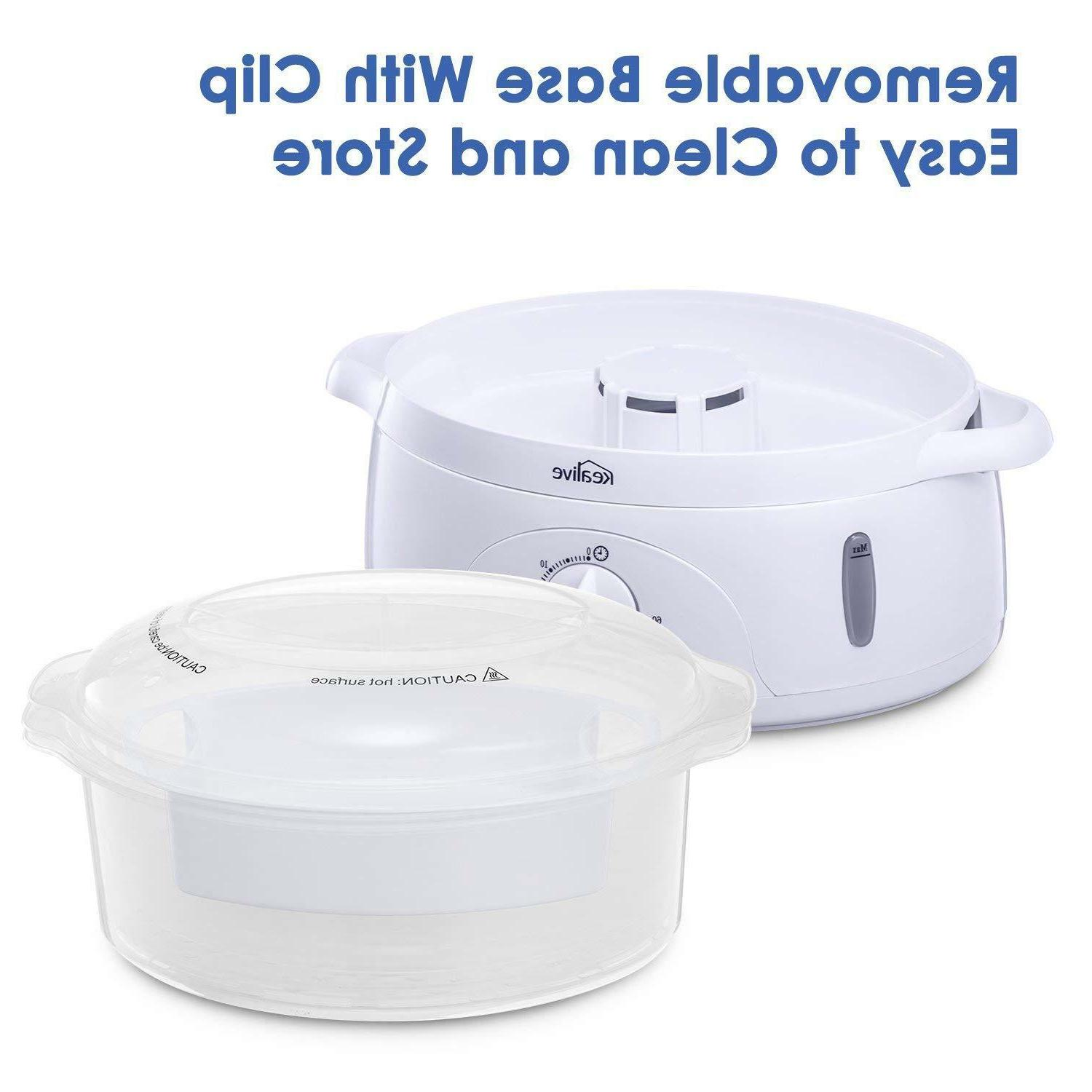 Electric Food Meat Rice Cooker Bowl Cooking
