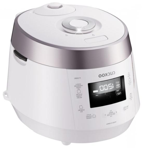 Cuckoo Electric Rice Cooker CRP-P1009S