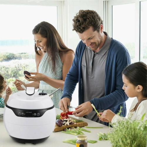 Electric Rice Cooker 4.2Qt