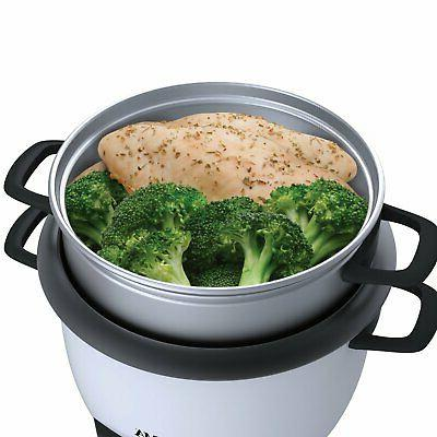 Electric Multi Rice Cooker Food Steamer Cup
