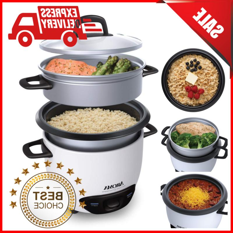 electric multi pot rice cooker food steamer