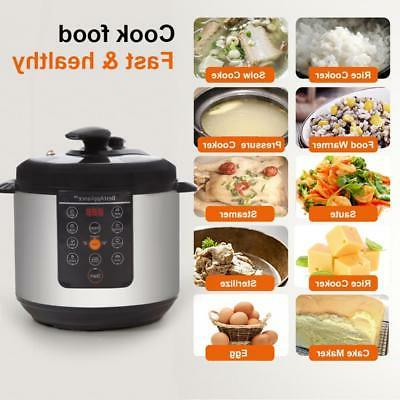 Electric Cooker rice Multi-Use Programmable