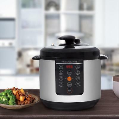electric pressure cooker 6qt rice cooker slow