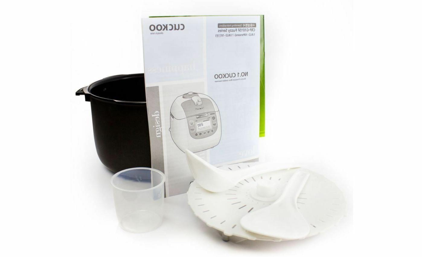 Cuckoo Electric Pressure Cooker Cups