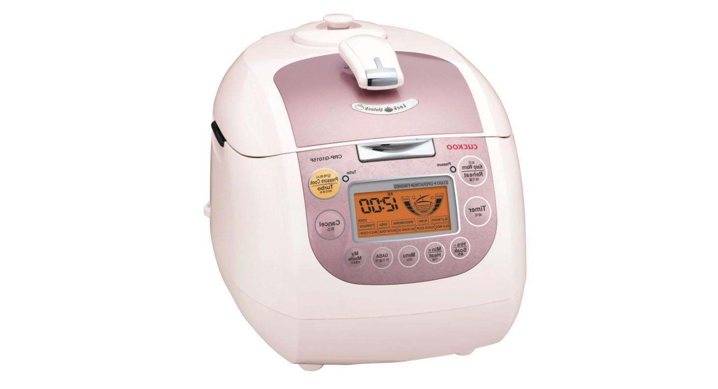 electric pressure rice cooker 10 cups