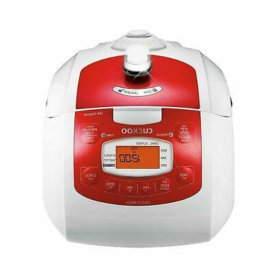electric pressure rice cooker crp fa0610fr red