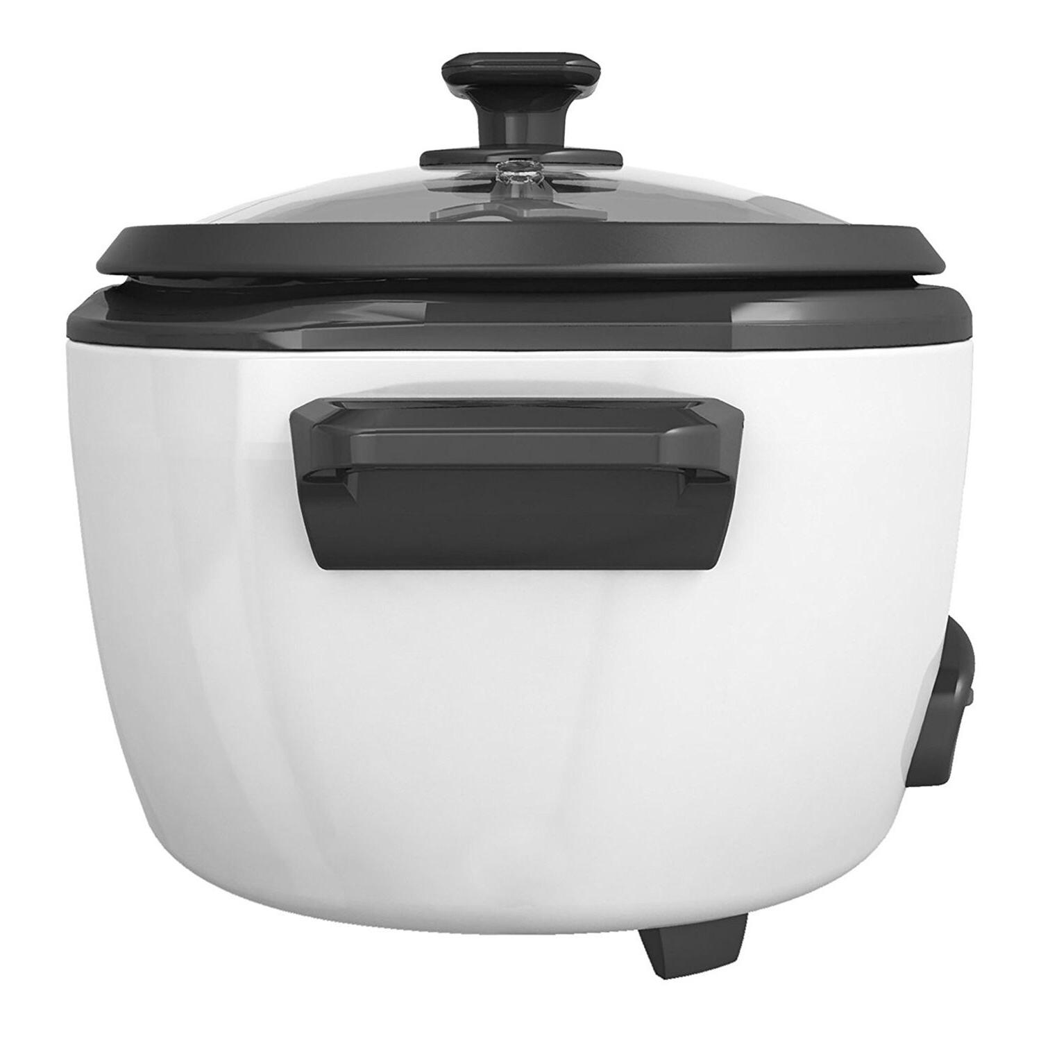 Electric Rice and Food Steamer Pot